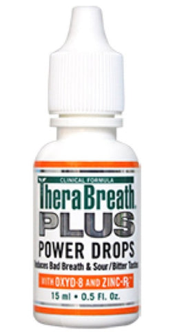 Therabreath Plus Power Drops - Dentist.net