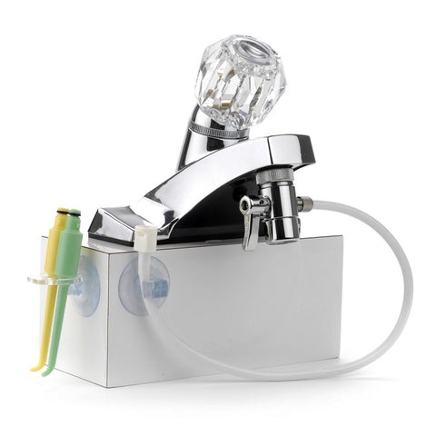 OralBreeze RediBreeze Oral Irrigator - Dentist.net