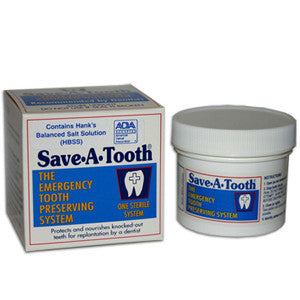 Save-A-Tooth Tooth Preserving System - Dentist.net