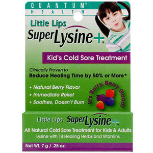 Little Lips Super Lysine+ Ointment - Dentist.net