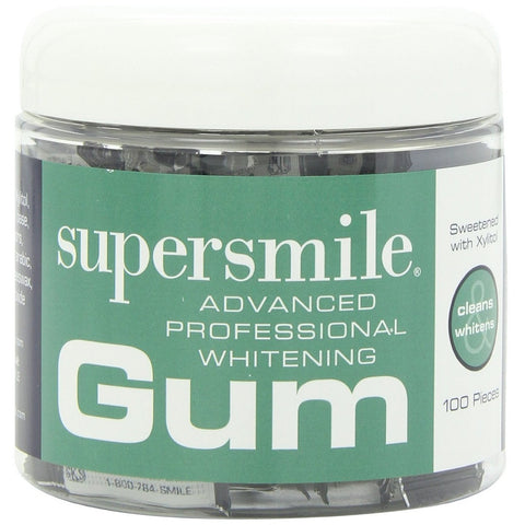 Supersmile Professional Whitening Gum - 100 pieces - 1