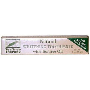 Tea Tree Therapy Whitening Toothpaste - Default Title