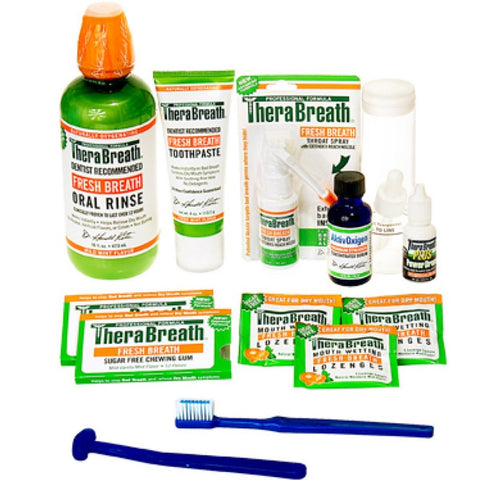 TheraBreath Starter Kit - Dentist.net