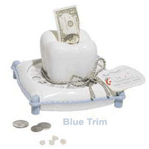 Tooth Fairy's Baby Tooth Bank -  - 1