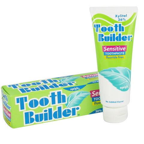 Squigle Tooth Builder Toothpaste 4 oz -