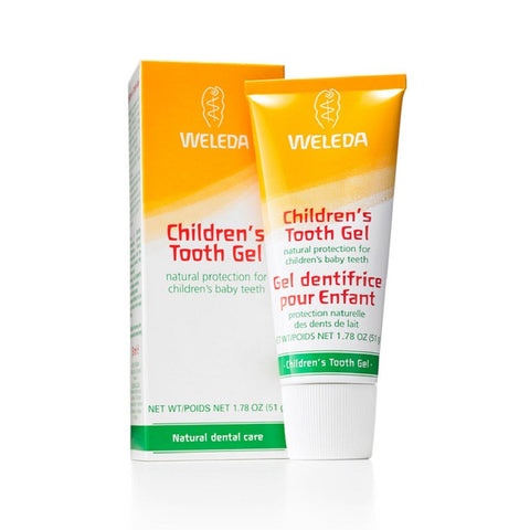 Weleda Children's Tooth Gel -