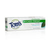 Tom's of Maine Wicked Fresh Toothpaste - Cool Peppermint 4.7oz - 2