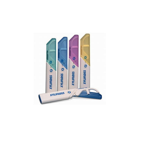 Xylifloss Pocket Dental Flosser -