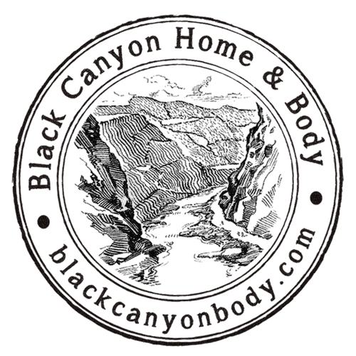 Black Canyon Foaming Body Scrub