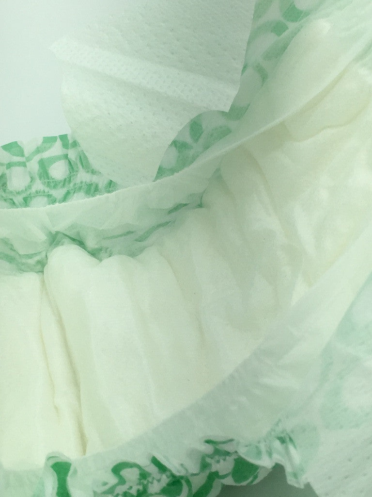 case of poof diapers: green loops - poof diapers - 6