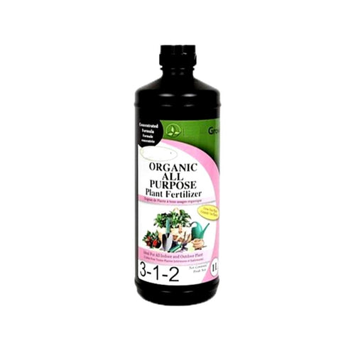 All Purpose Organic Fertilizer 3-1-2