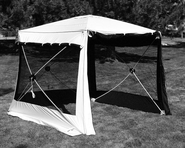 Village Blackout 8x8 Shade Tent