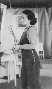 Wilhelmina Barns Graham 1947