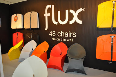 Flux Chairs winner of the Grand designs live Product of the Year