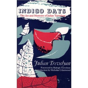 indigo days by Julian Trevelyan