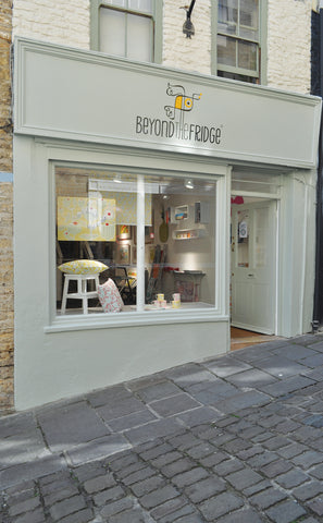 Our Shop on Catherine Hill, Frome