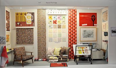 Stand at Grand Designs Live