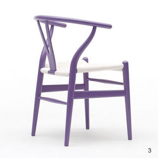 The 'Wishbone' Chair
