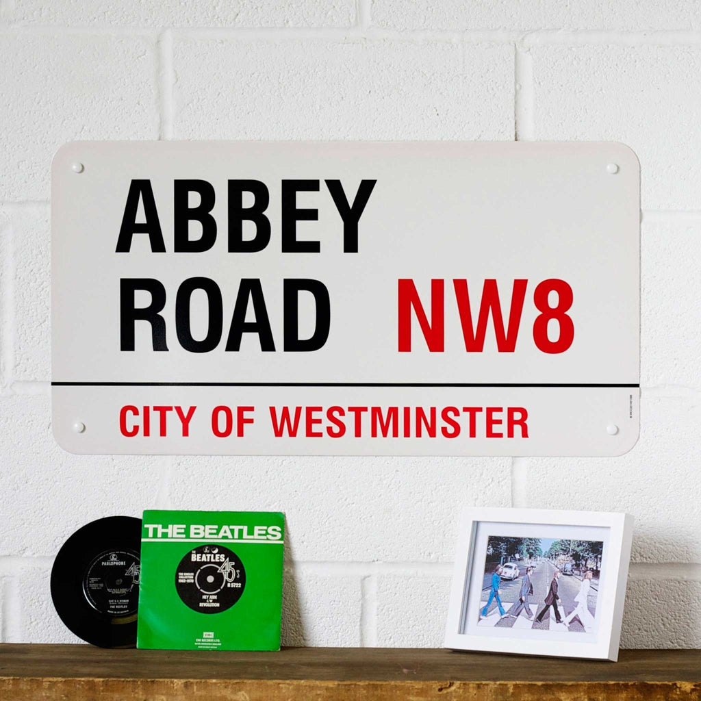 Official Licensed Replica London Street Signs