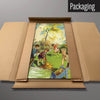 Collecting Leaves magnetic board in packaging