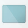 Plain Blue Magnetic Notice Board