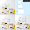 Bunting Design Magnetic Board Size Options