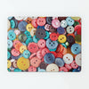 Buttons Magnetic Notice Board