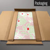 Cupcake Plant Pink magnetic board in packaging