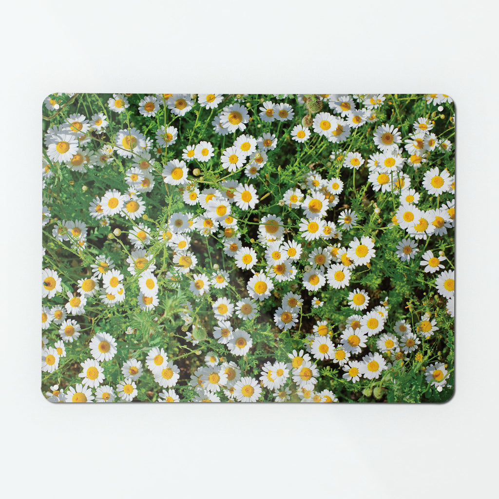 Daisies Magnetic Notice Board