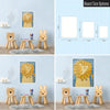 Dandy Lion Design Magnetic Board Size Options