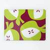 Apples Green Magnetic Board