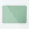 Plain Green Magnetic Notice Board
