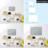 Plain Grey Magnetic Board Size Options