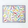 Marbles Mauve Magnetic Board