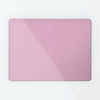Plain Pink Magnetic Notice Board