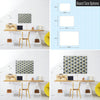 Shards Design Magnetic Board Size Options