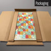 Snakes and Ladders magnetic board in packaging