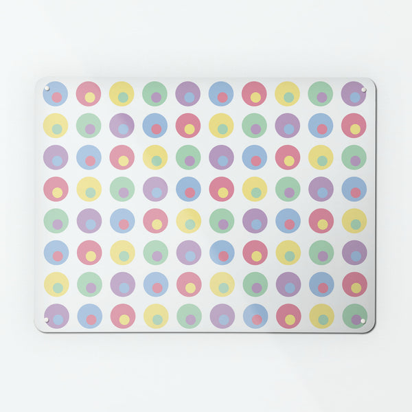 Spots Candy Magnetic Board
