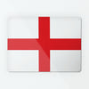 The Cross of St George England Flag large magnetic notice board