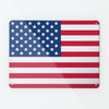 Stars and Stripes American Flag large magnetic notice board