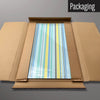 Stripes Beach magnetic board in packaging