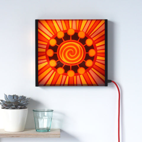 Sunburst - Lightbox