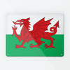 Welsh Dragon The Flag of Wales large magnetic notice board