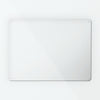 Plain White Magnetic Notice Board