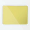 Plain Yellow Magnetic Notice Board