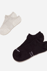 Mesh Paneling Sock bundle