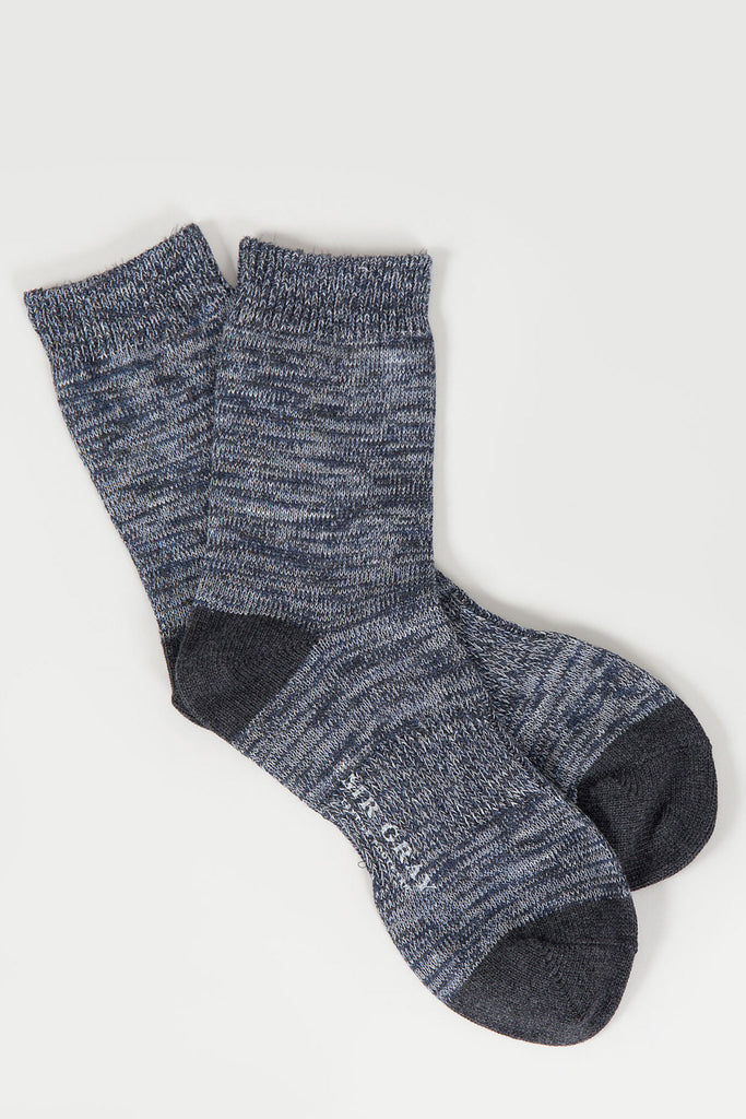CoolMax® Melange Sock