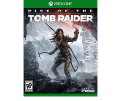 Rise of the Tomb Raider