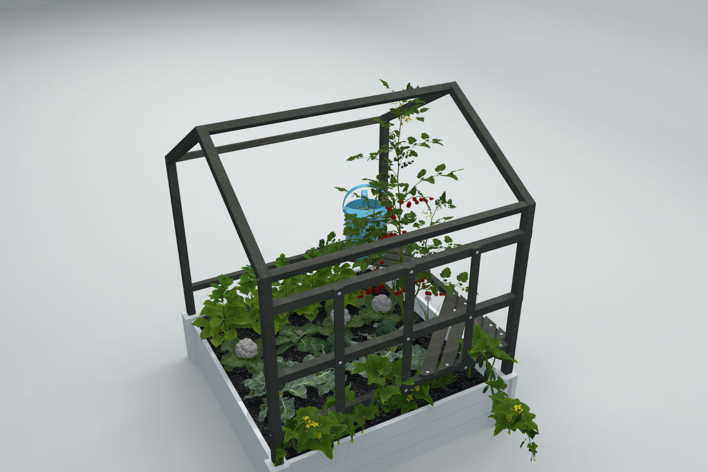 Garden Rack And Greenhouse Cover