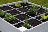 "4 x 4 x 7 3/8"" Raised Garden with Gro-Grid"